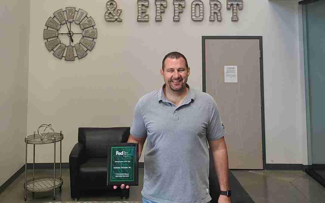 Al Jones Recognized As 2020 FedEx Entrepreneur Of The Year